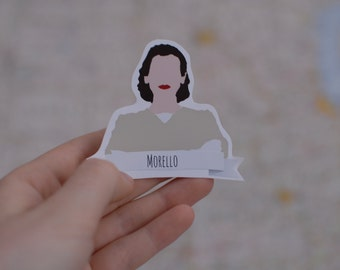 Morello | OITNB | Orange is the new Black | Sticker Decal