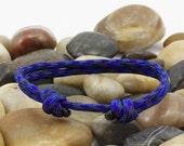 Paracord Bracelet - Minimalist Bracelet - Friendship Bracelet - Mens Bracelet - Summer Fashion - Cool Bracelet