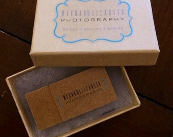 Photographer USB Packaging - 100 min order