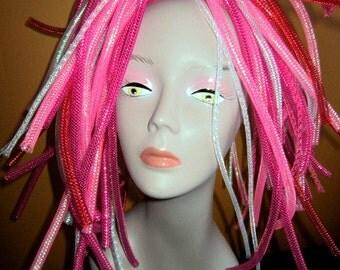 Custom Cyberlock Dread Hair Falls