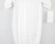 291722 -Baby Dedication - Baby Daygown - Baby Sleep Sack - Baby Sleepsack - Baby Sleep Gown Newborn Day Gown - Personalized Baby Shower Gift