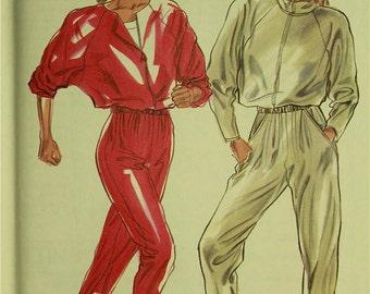 "Jumpsuits - New Look Pattern 6219   Uncut   Sizes 8 -18  Bust 31.5- 40"""