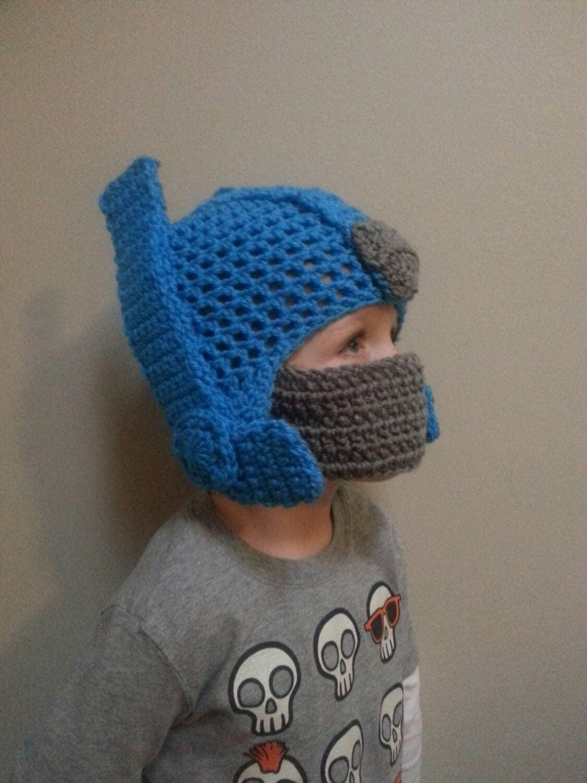 Crochet Transformer Optimus Prime hat by SierrasCrochet on ...