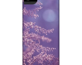 Smartphone Case Purple Nature Dream for iPhone iPod  Samsung Blackberry HTC - Flowers Spring Nature Photography Fine Art Vintage purple