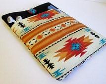iPad Air Case, Sony Xperia case, iPad Air Sleeve, iPad Air 2 case, Kindle Fire 8.9, iPad Pro Case, Gold Southwest