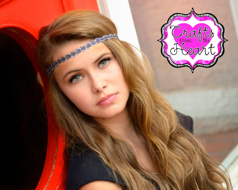 Hippie Forehead Headbands