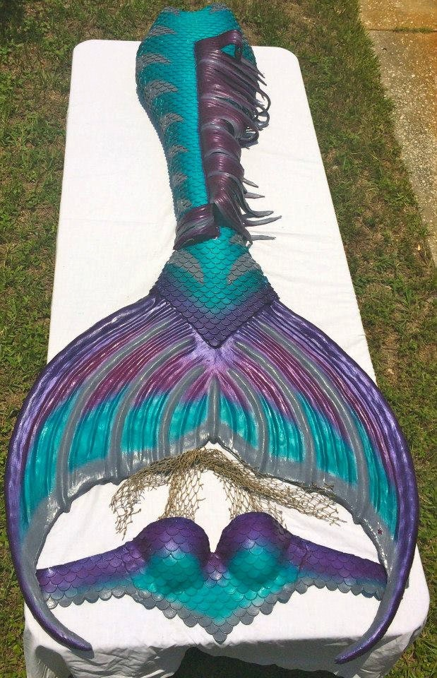 Full Silicone Mermaid Tail By MerNation On Etsy