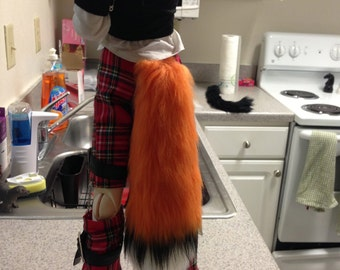 BJD Fox Tail - Variety of Colors