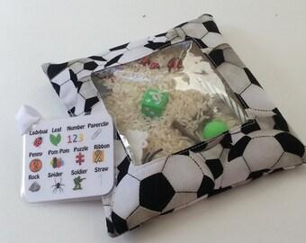 I Spy Bag - Soccer Ball