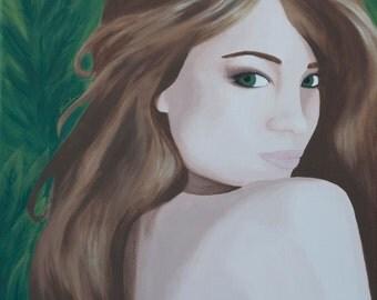 Original Artwork - 'Jade'