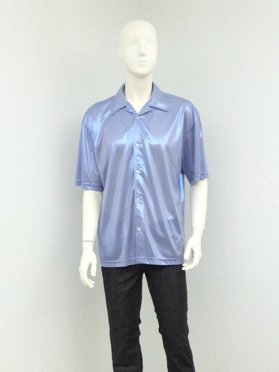 Mens Striped Sailor Shirt
