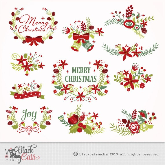 free clipart christmas invitation - photo #15