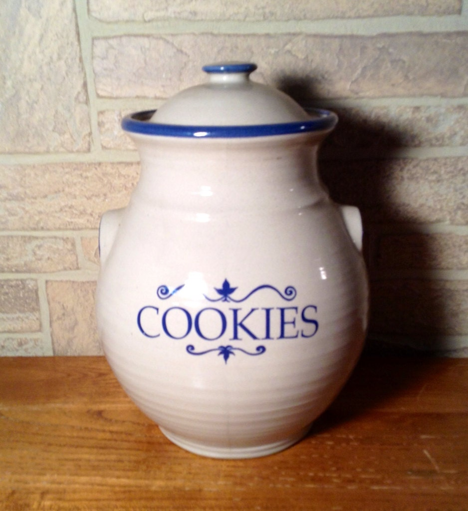 Sale Vintage Redwing Stoneware Co Cookie Jar Redwing