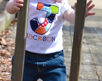 Personalized baby boy outfit - baby boy gift - Toddler Boy Shirt - Baby Boy personalized shirt