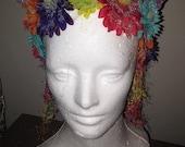 Girls fairy glitter wing headband