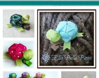 Turtle Ribbon Sculpture TUTORIAL in PDF, Instant Download