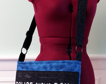 Doctor Who Purse with Adjustable Strap