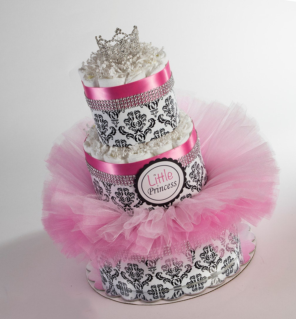 Tutu Diaper Cake Ideas