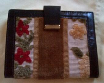 Vintage 70s Wallet