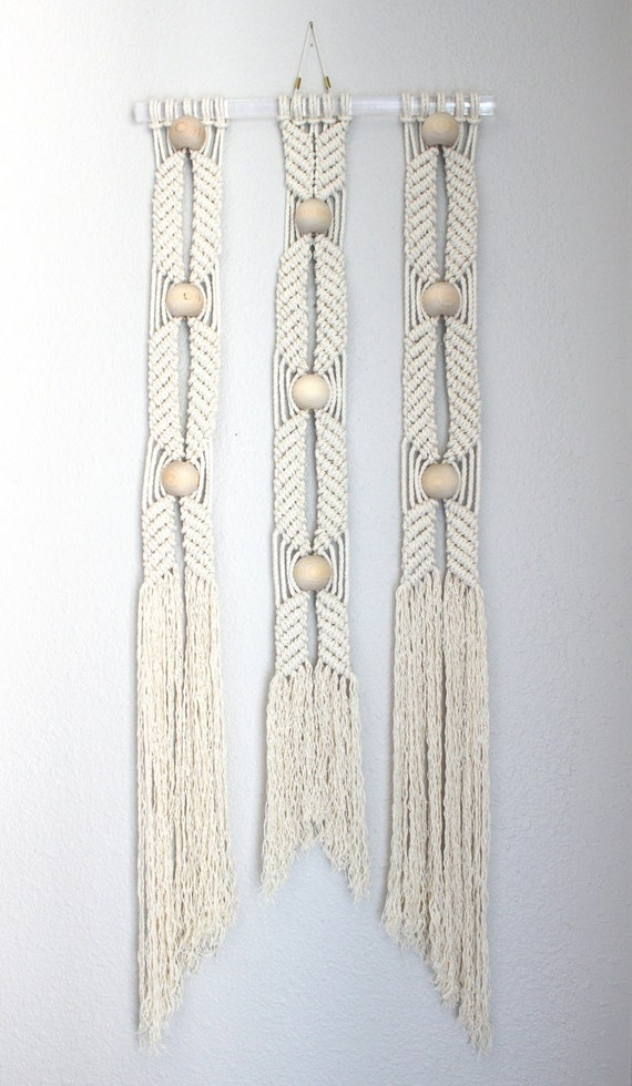 best rope for macrame wall hanging sale macrame wall hanging hane no 7 by himo 6989