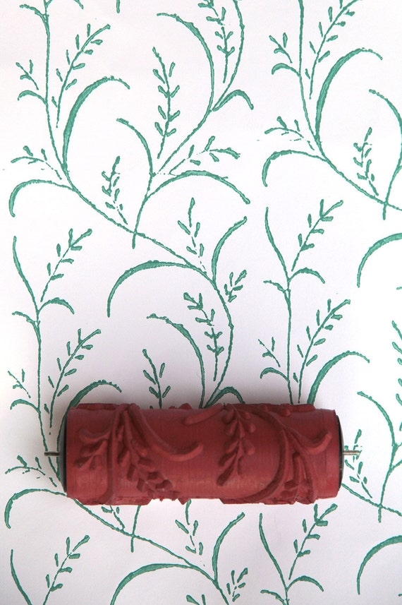 Patterned Paint Roller For Home Decor No 17 By Haubenart