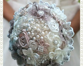 Bridal Bouquet Lovely Brooches
