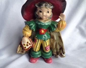 Napco Tommy Tucker Figurine 1950s