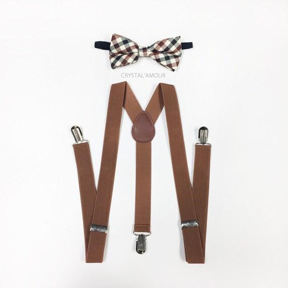 bretelles pour hommes et noeud papillon bretelles par crystalamour. Black Bedroom Furniture Sets. Home Design Ideas
