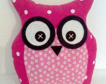 Dotty Owl Cushion