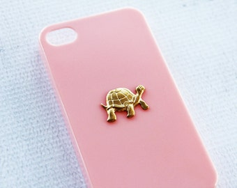 Apple iPhone 4 4s Turtle Durable Case Cover Skin iPhone Cover Case Phone Cases with Turtle fits iPhone 4 4s Trendy Popular iPhone 4 4s Skin