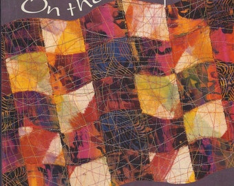 On The Surface Thread Embellishment & Fabric Manipulation book by Wendy Hill Softcover 1997