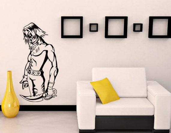 Anime wall decals