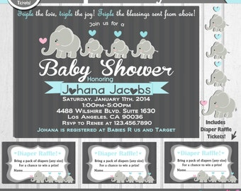 Baby shower invitations wording for triplets rubber duckies on triplet baby shower invitation wording baby shower invitations wording for triplets rubber duckies on triplets baby filmwisefo