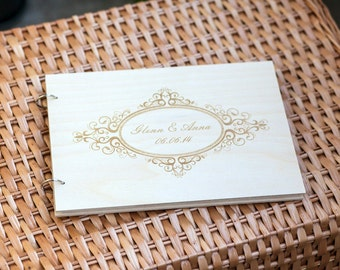 Wedding Guest Book, Guest Book, Custom Guest Book, Wooden Guest Book, Rustic Guest Book, Guest Book Ideas, Wedding Album, Guestbook