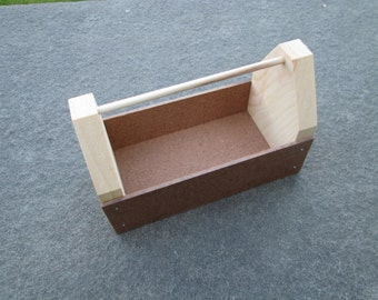 Wood Tool Box Kit