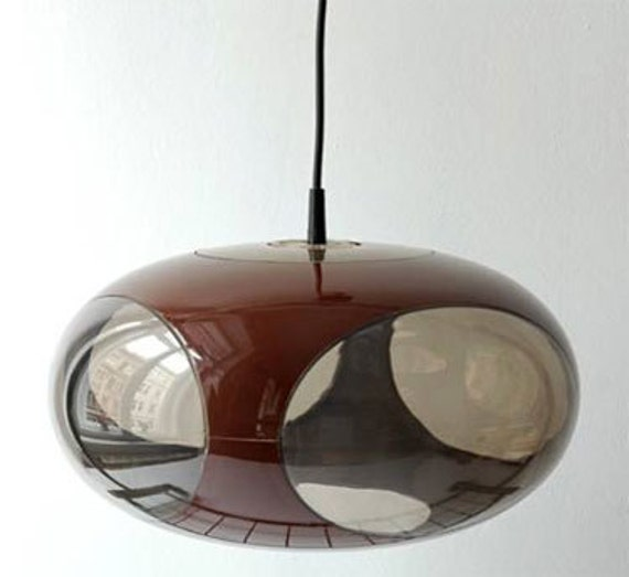 luigi colani ufo space age lampe. Black Bedroom Furniture Sets. Home Design Ideas