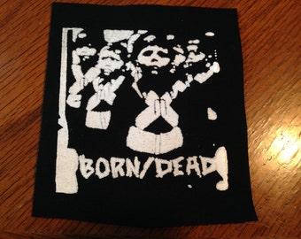 Born/Dead Punk Patch