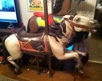 Spillman Engineering Carousel horse circa 1920's