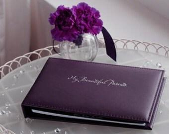 My Beautiful Parents Wedding Journal