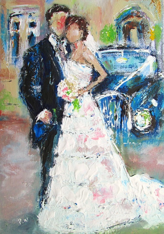 paintings from your photos,ideal and affordable wedding memento gifts ...