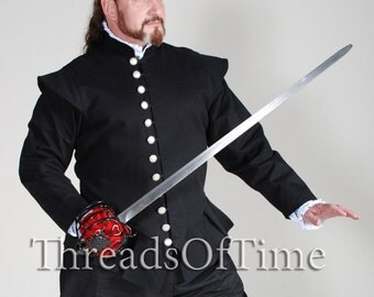 Nobleman's Doublet with Sleeves.