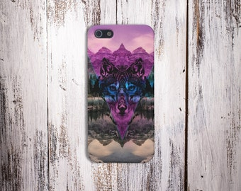 Tribal Wolf Chevron Case,iPhone 7, iPhone 7 Plus, Protective iPhone Case, Galaxy s8, Samsung Galaxy Case, Note 5, CASE ESCAPE, Google Pixel