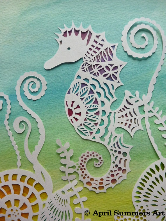 items similar to commercial mr seahorse digital diy