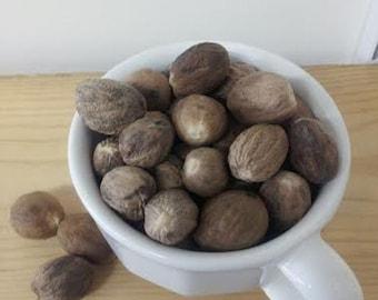 Nutmeg Whole Organic Fair Trade - Approximately 2 oz