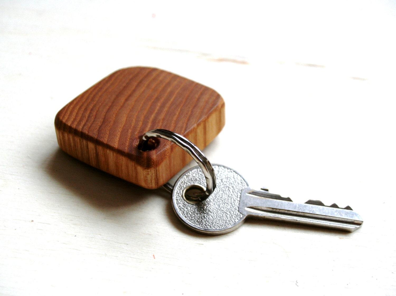 Original Blank Wood Keychainengraving Logo Wood Key