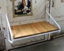 WOODEN table/desk, handmade, reclaimed wood