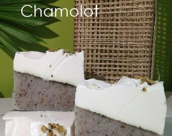 Chamolot Handmade Cold Process Artisan Soap - Vegan