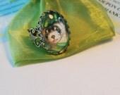 Ferret Ring - Cute Ferret - Animal Ring