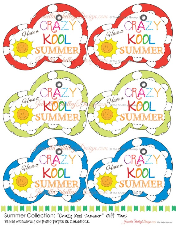 It is a picture of Transformative Have a Cool Summer Printable
