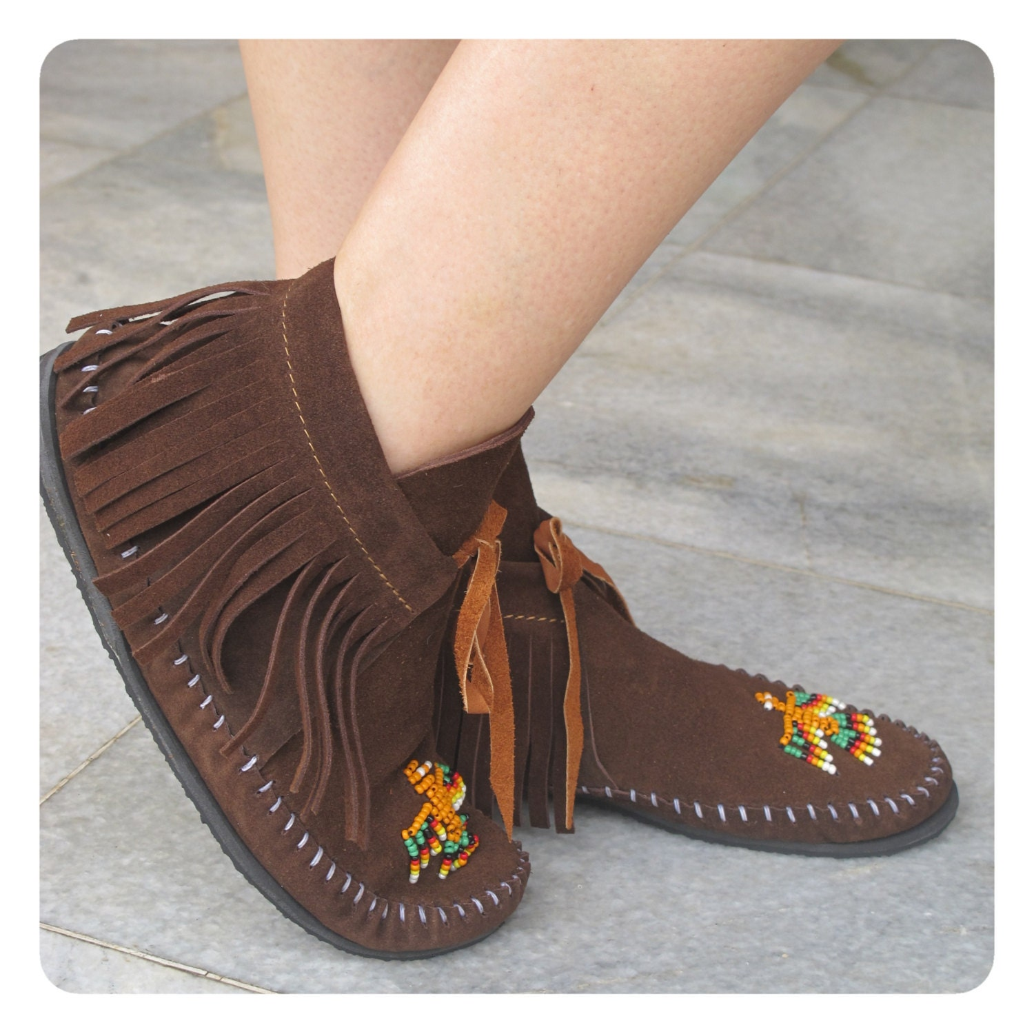 handmade indian moccasins suede moccasins handmade american style footwear with 4745